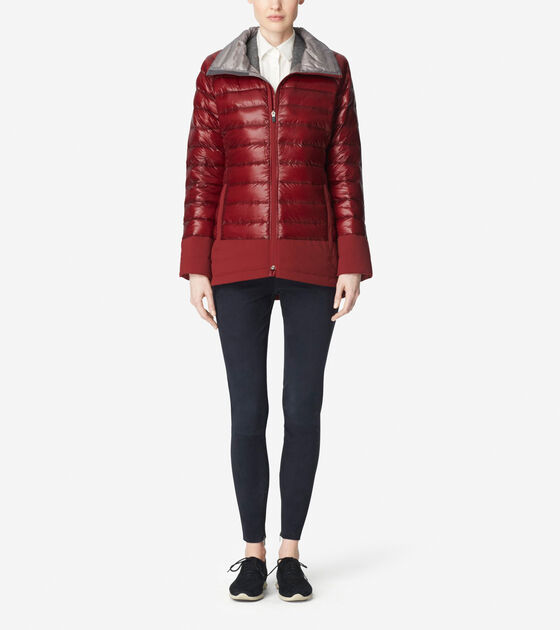Outerwear > ZERØGRAND Down Jacket