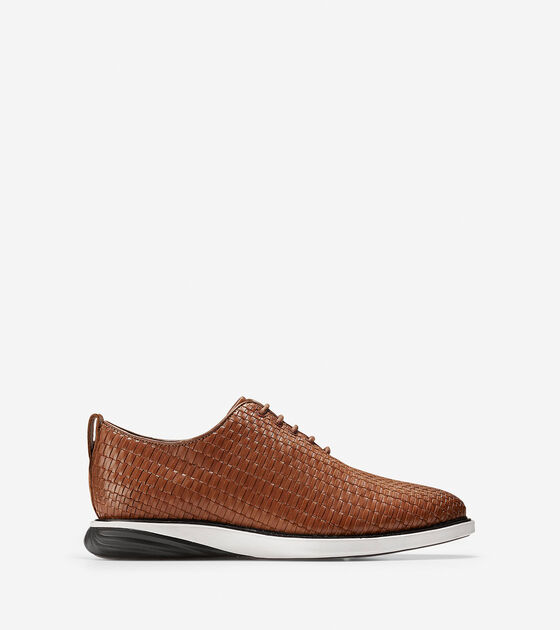 Men's Grand Evølution Woven Oxford by Cole Haan