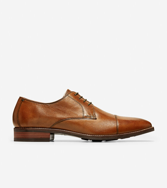 Oxfords > Lenox Hill Cap Toe Oxford