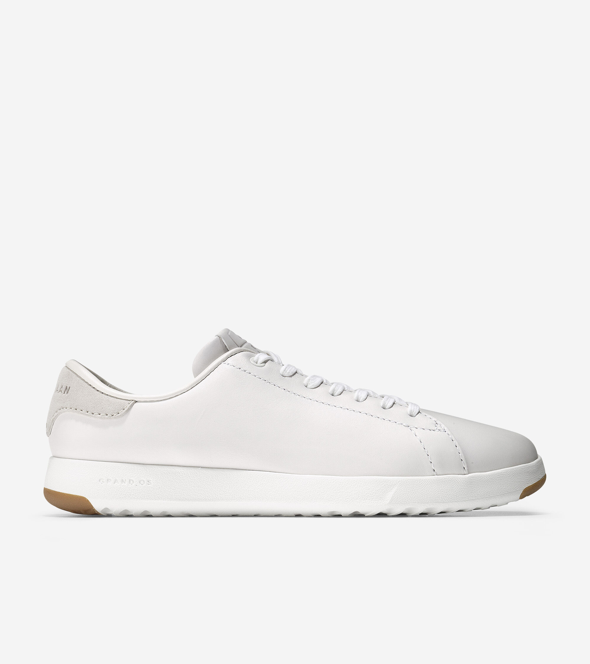grandpro tennis sneakers in optic white cole haan