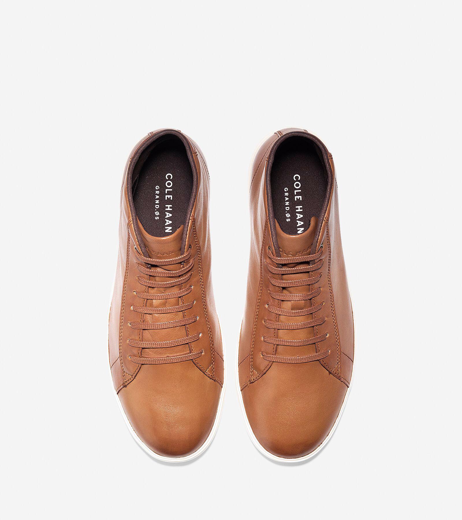 ... Men's Grand Crosscourt High Top Sneaker ...