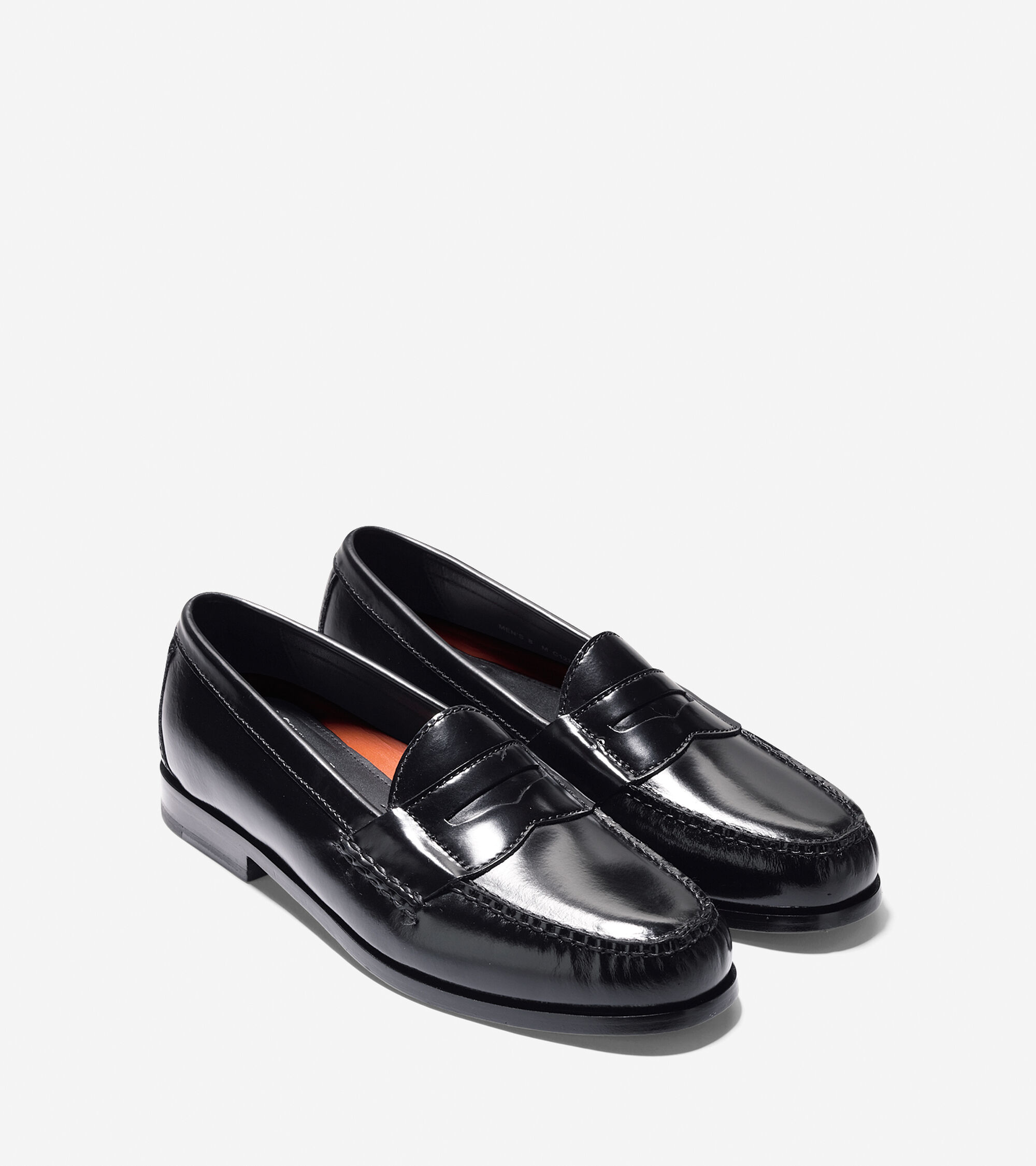 Men's Pinch Grand Penny Loafers in Black | Cole Haan