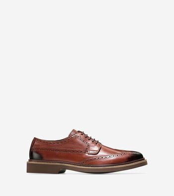 Briscoe Wingtip Oxford