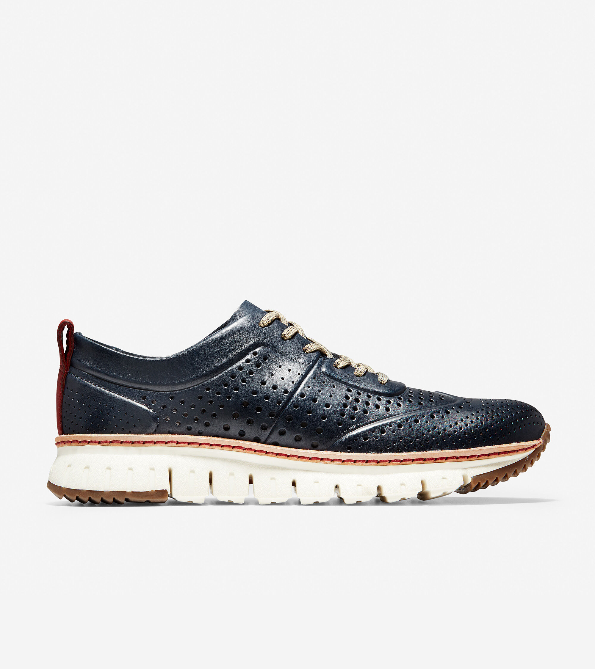 Mens Cole Haan ZEROGRAND Perforated Sneaker