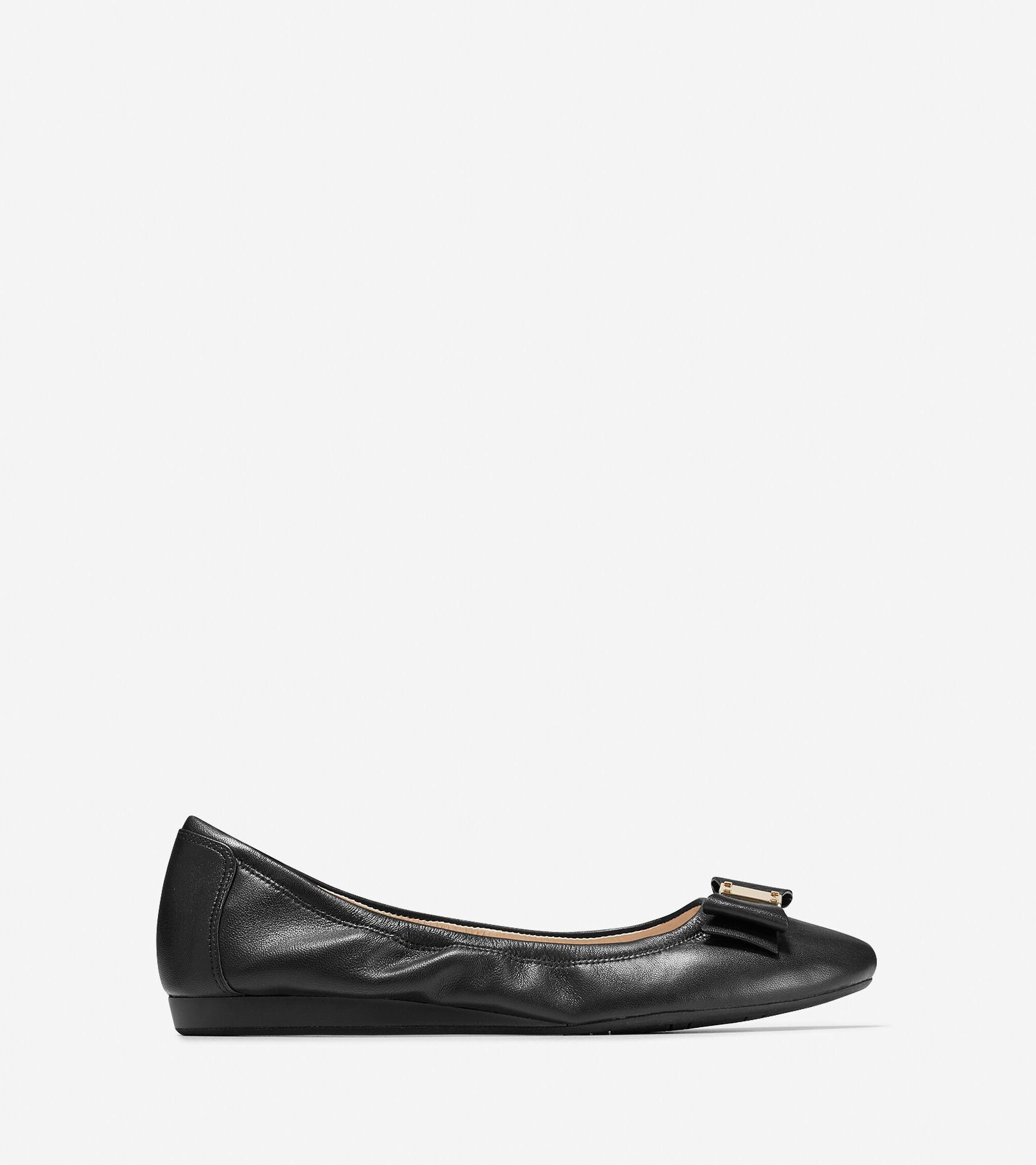 Ballet Flats > Tali Waterproof Bow Ballet