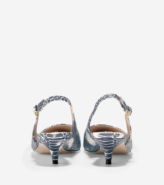Bradshaw Sling (40mm) - Pointy Toe