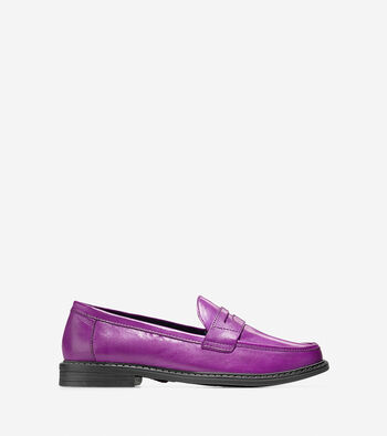 Women's Pinch Campus Hand-Stained Penny Loafer