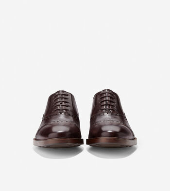Hamilton Grand Cap Toe Oxford