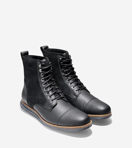 ØriginalGrand Waterproof Cap Toe Boot