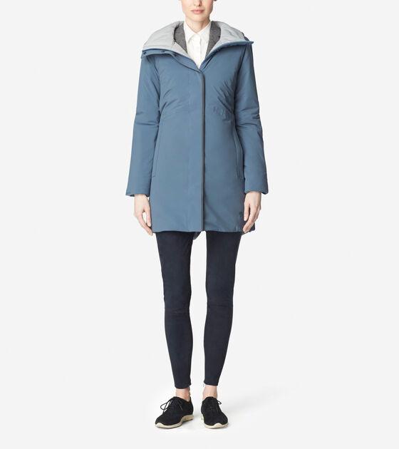 Outerwear > ZERØGRAND Metro Coat