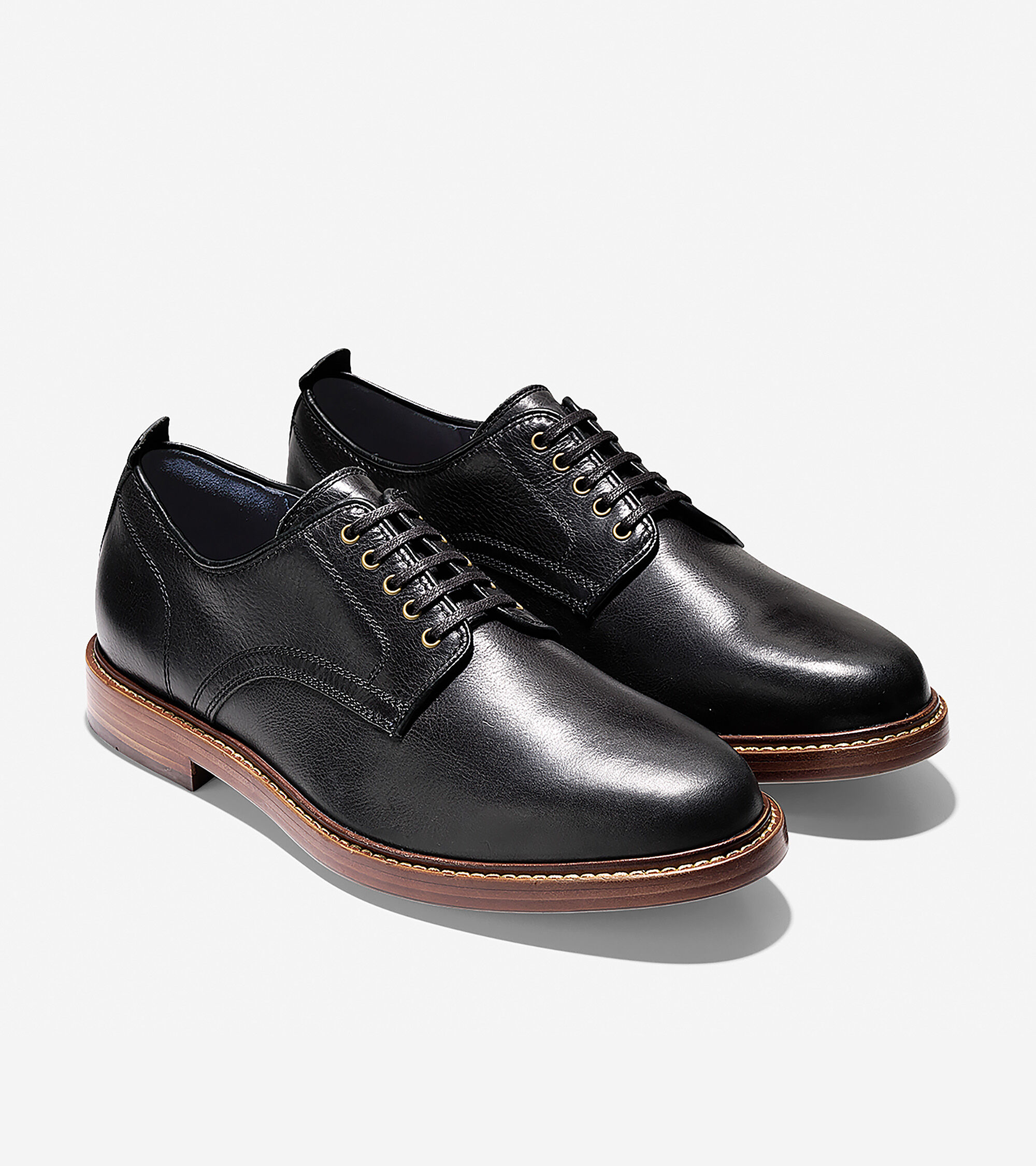 Cole Haan Men's Tyler Grand Plain-Toe Derby 0qbN99Z