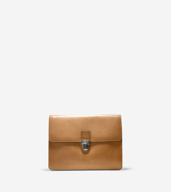 Whitman Leather Small Portfolio