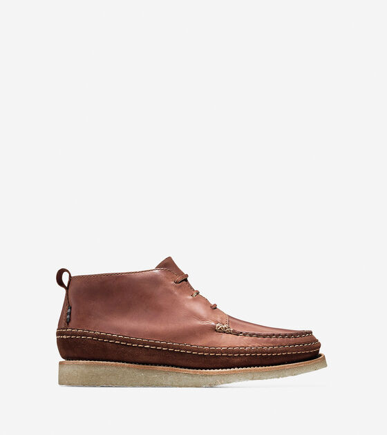 Shoes > Olmstead Moc Chukka
