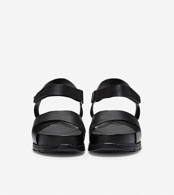 Women's ZERØGRAND Criss Cross Sandal (30mm)