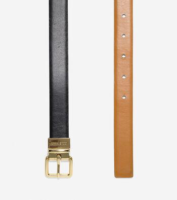 Reversible Dress Leather Belt