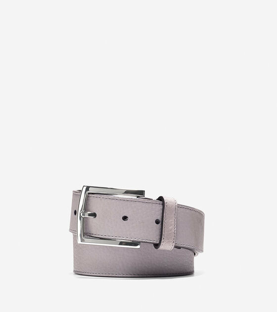 Accessories > 35mm Flat Strap With Stitched Edge Belt