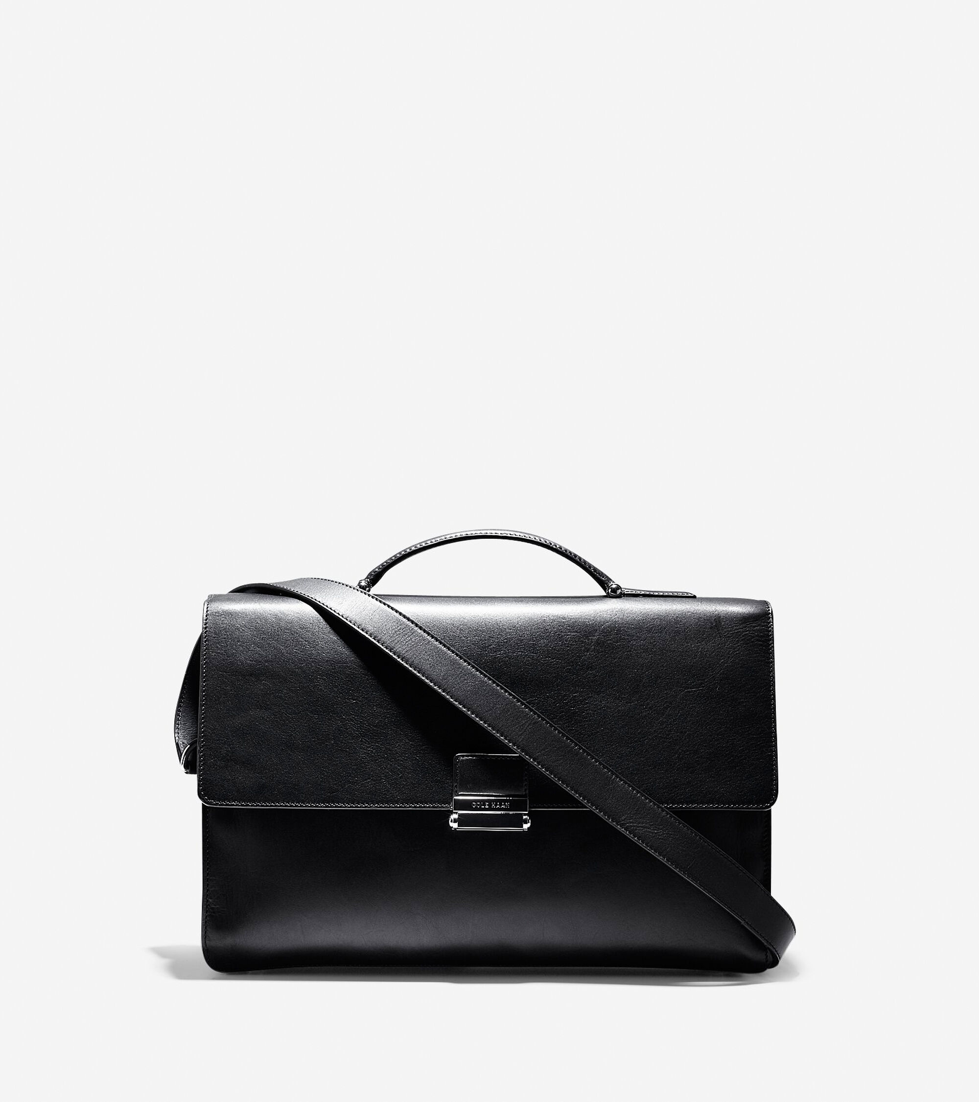 Cole Haan Washington Grand Double Gusset Brief Case