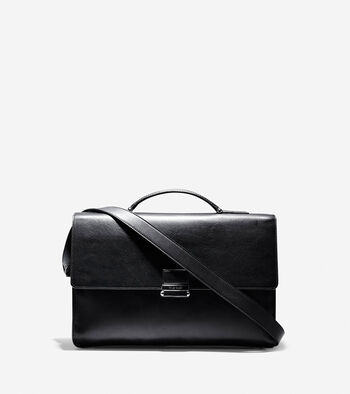 Washington Grand Double Gusset Brief Case