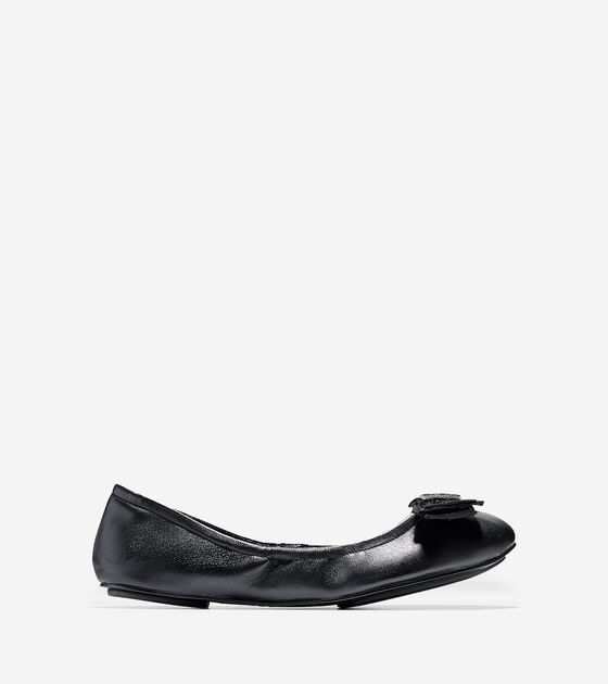 Shoes > Avery Tulle Bow Ballet
