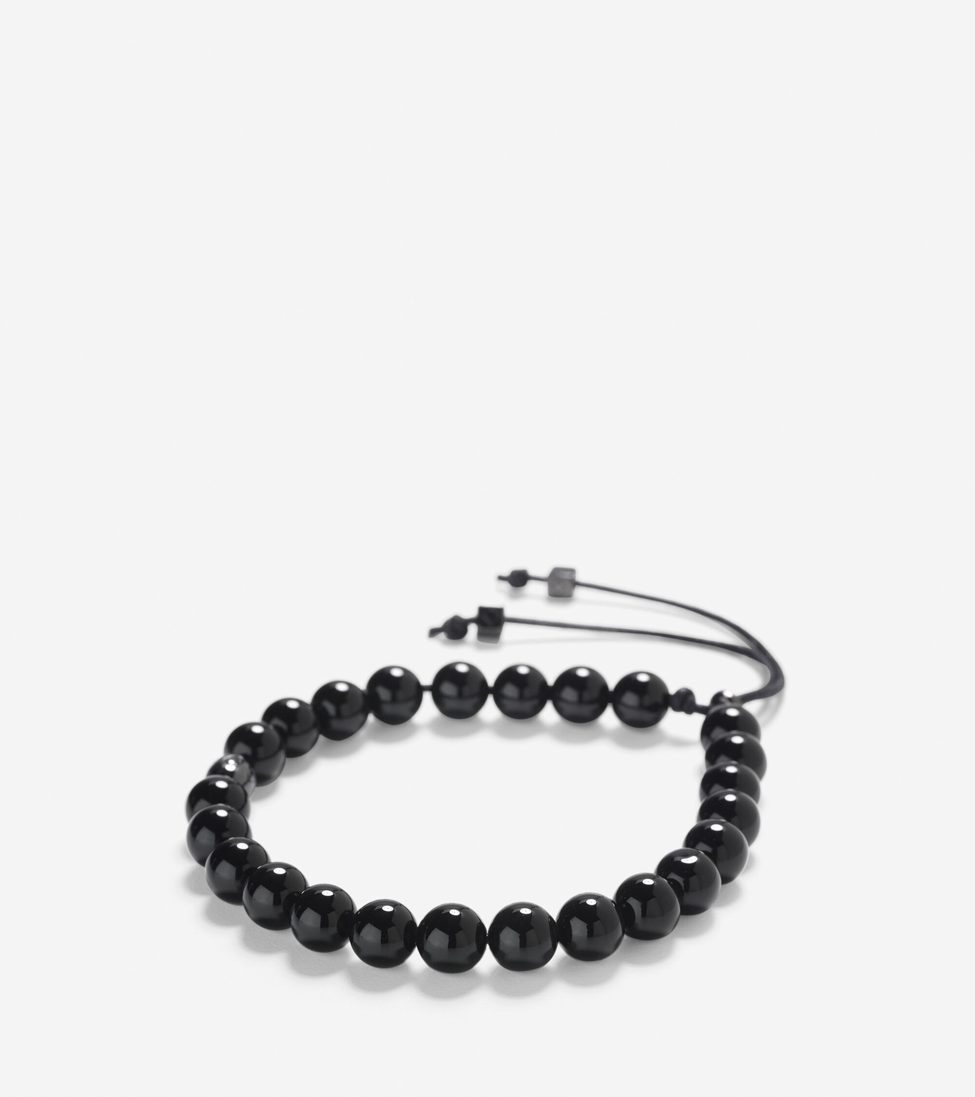 Accessories > 8mm Bead Bracelet With Cole Haan Bead Closure