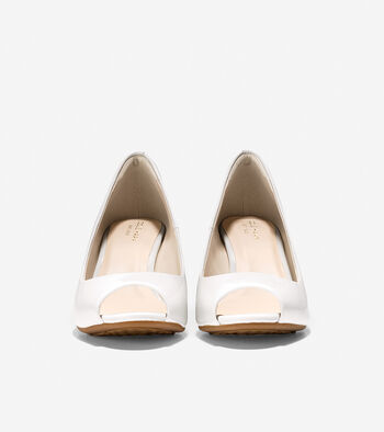 Sadie Open Toe Wedge (65mm)