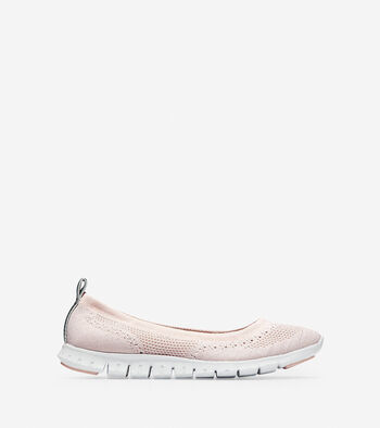 Women's ZERØGRAND Ballet Flat with Stitchlite™