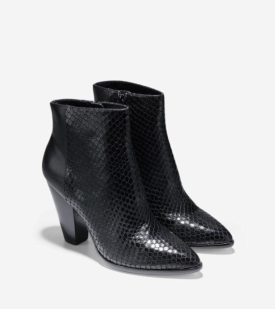 Vestry Short Boot