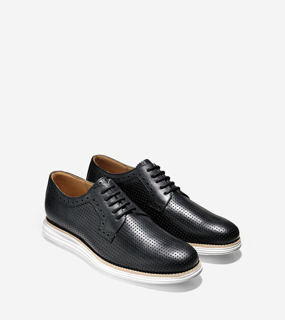 LunarGrand Perforated Plain Toe Oxford