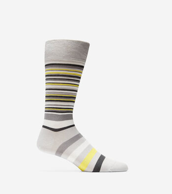Town Stripe Crew Socks