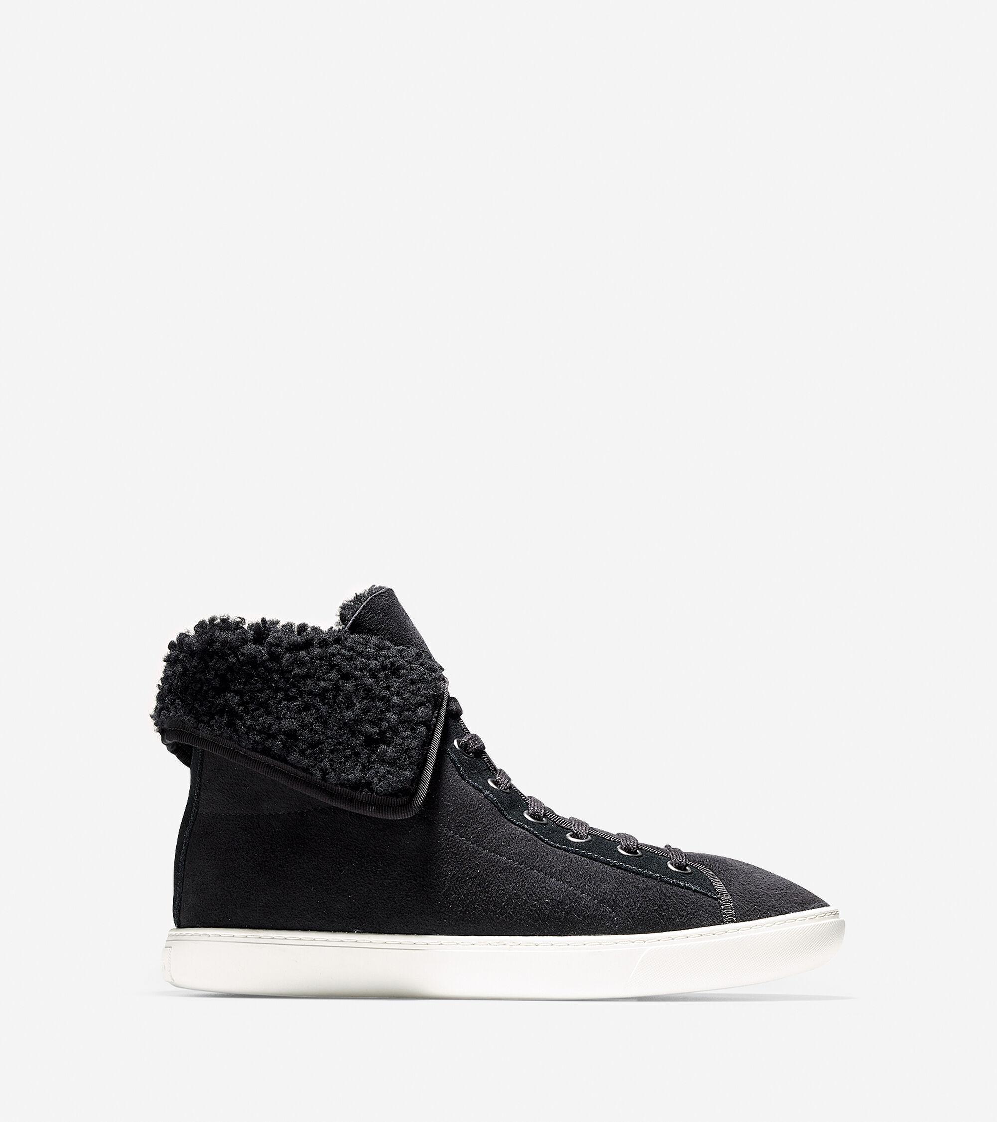 Shoes > Raven Hightop Sneaker