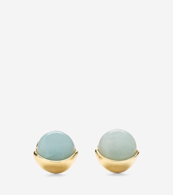 Accessories > Semi-Precious Stud Earring