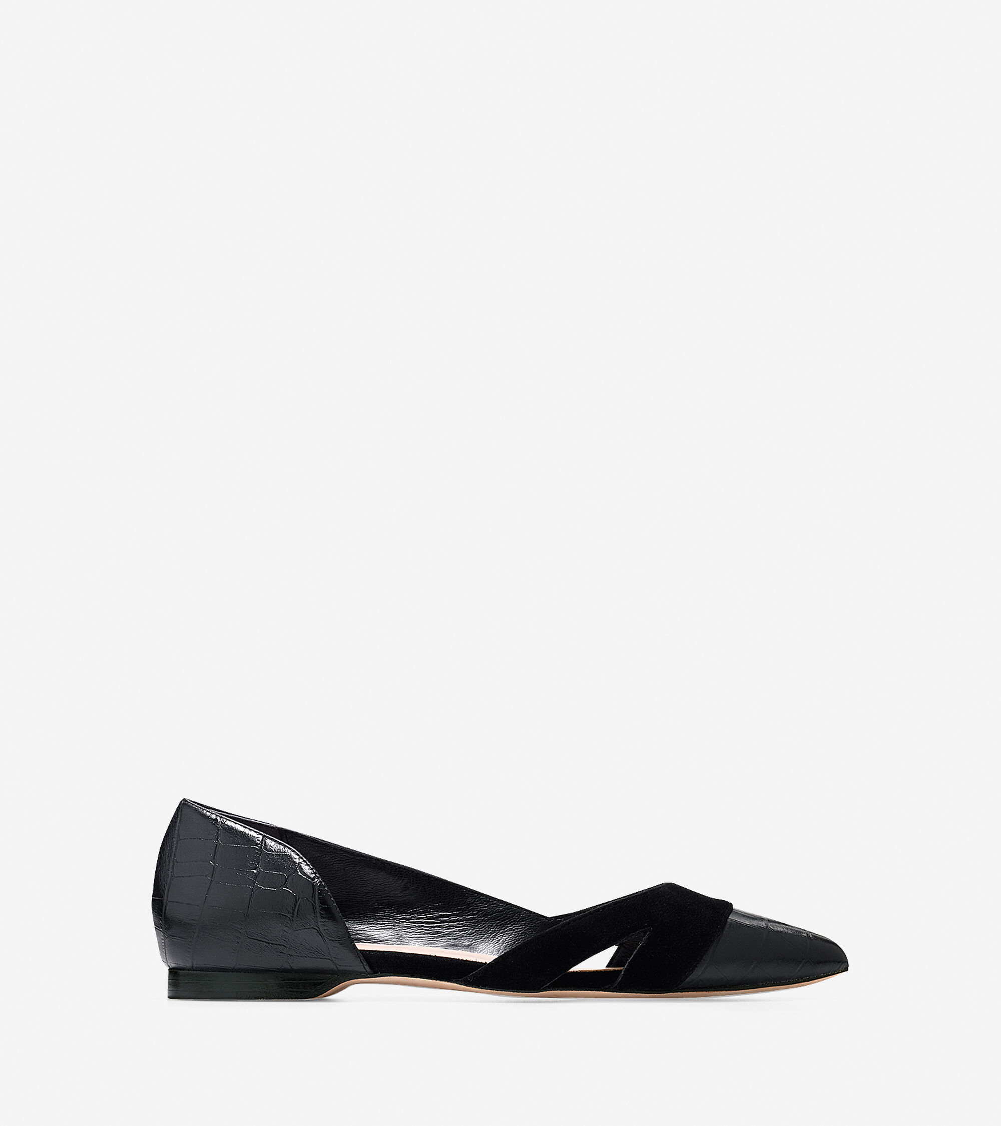Shoes > Amalia Cut Out Skimmer