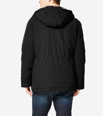 Utility Down Short Coat