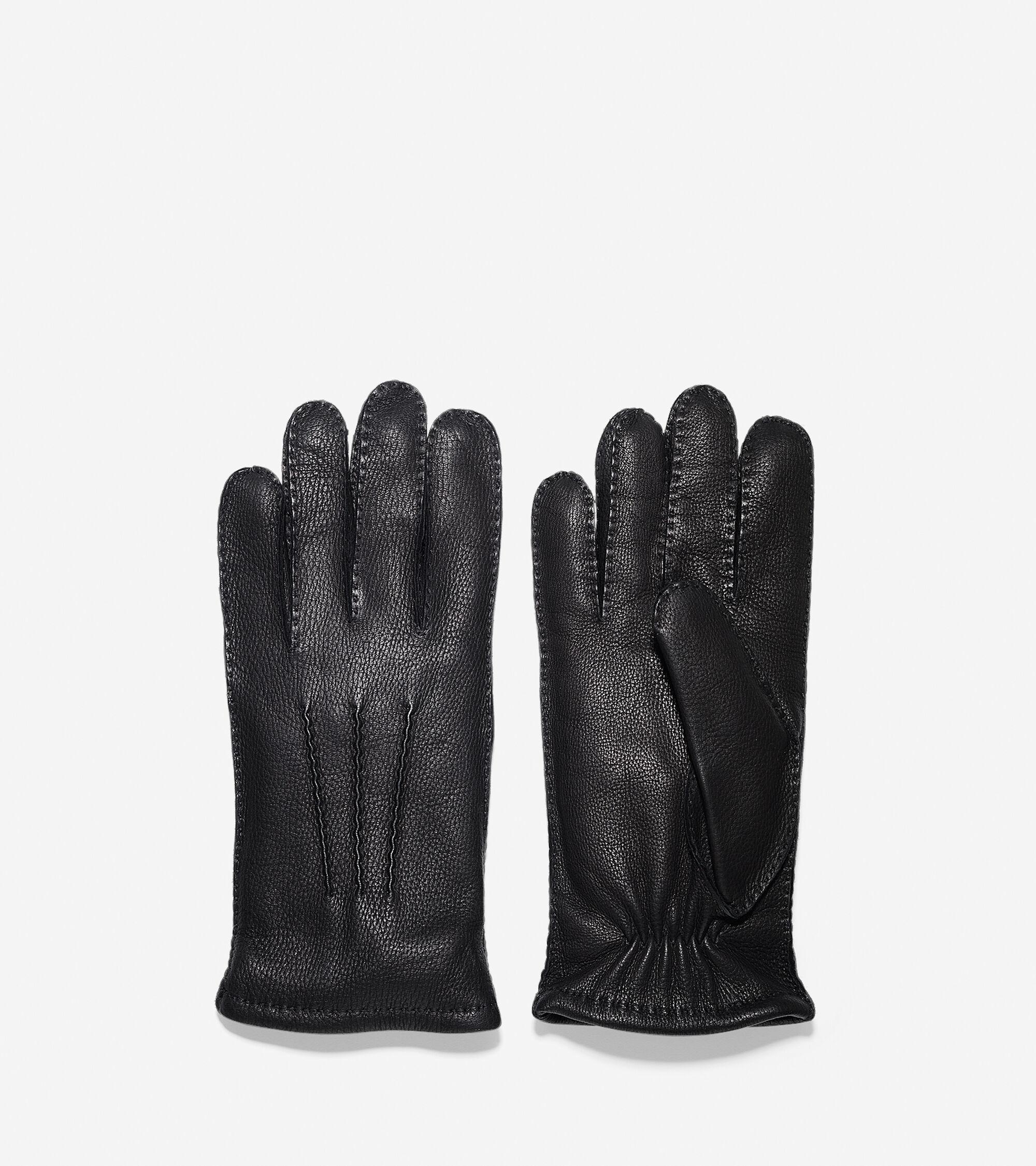 Mens deerskin gloves - Handsewn Deerskin Leather Gloves Handsewn Deerskin Leather Gloves