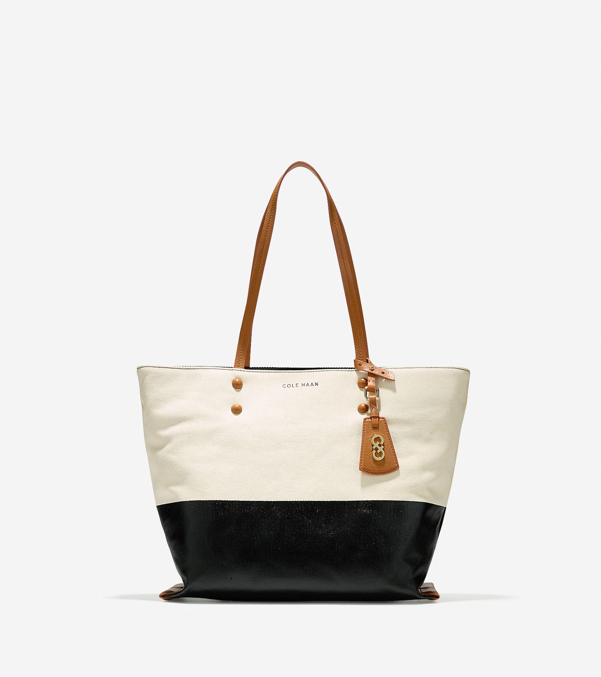 Handbags > Hannah Canvas Tote