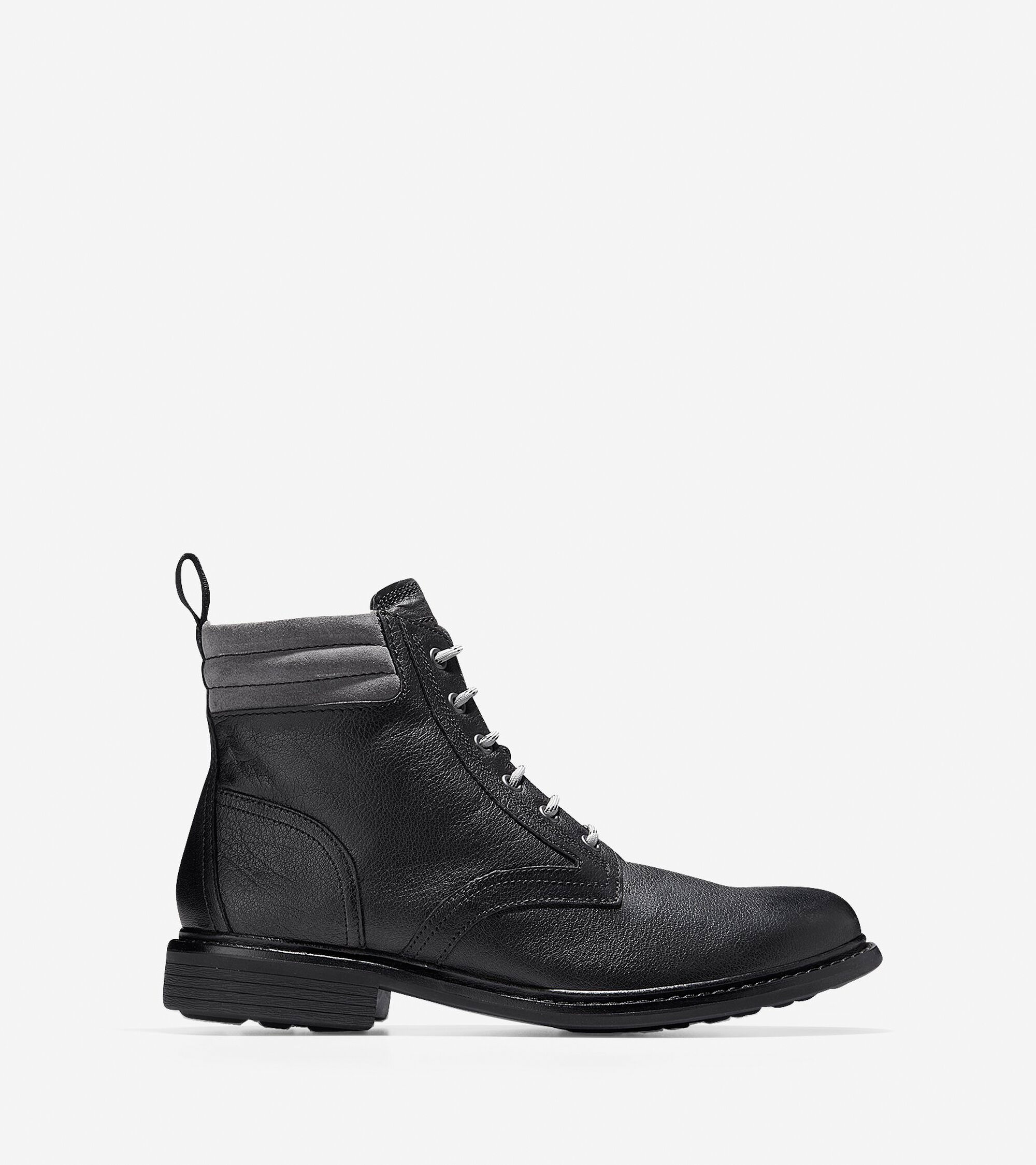 Shoes > Jameson Shearling Waterproof Lace Up Boot