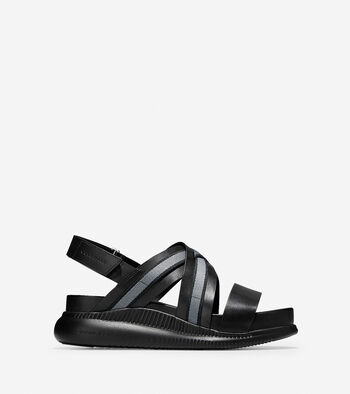 Women's 2.ZERØGRAND Criss Cross Sandal (30mm)