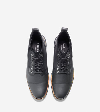 Men's ØriginalGrand Waterproof Cap Toe Boot