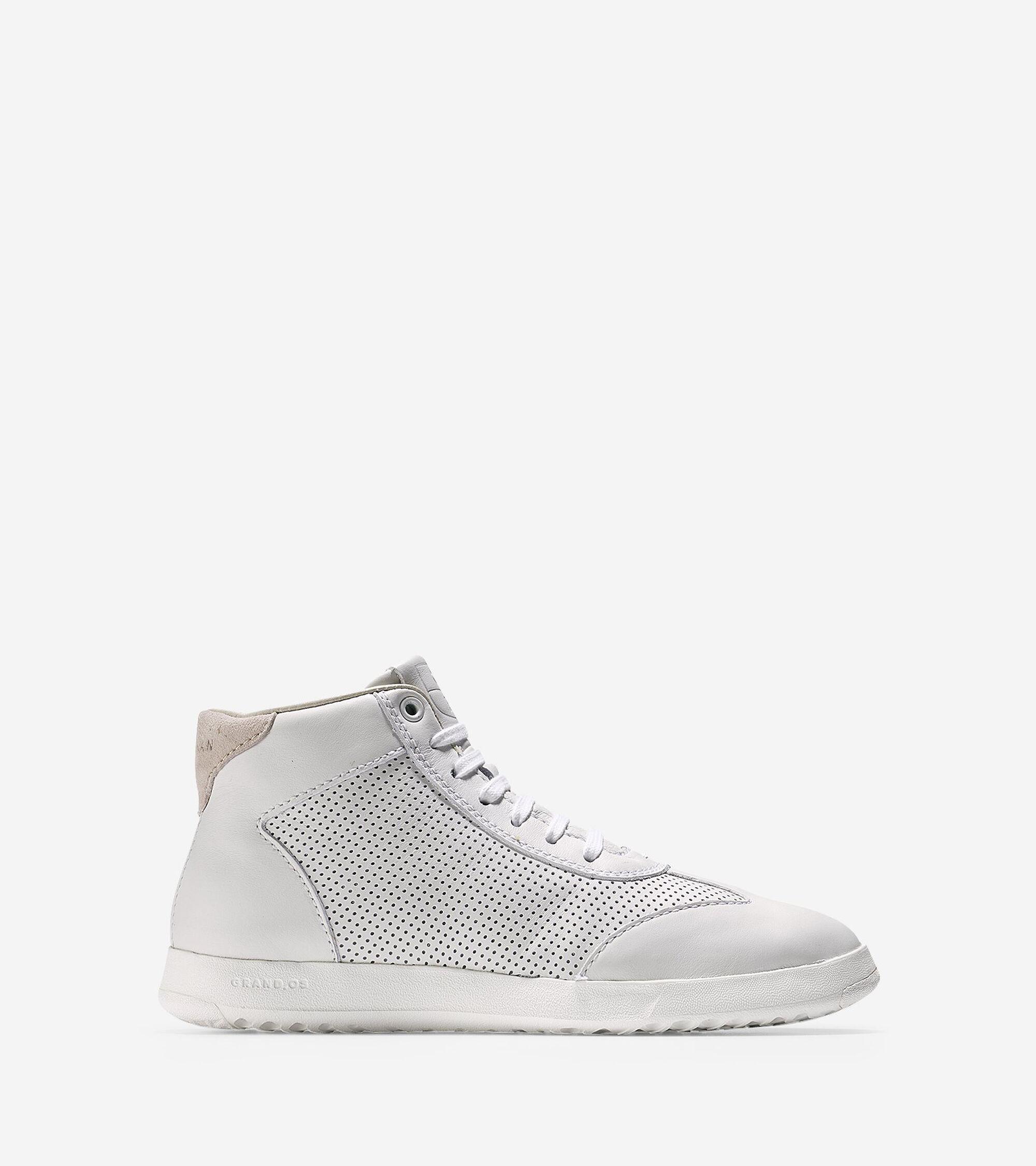 Sneakers > Women's GrandPrø High Top Sneaker