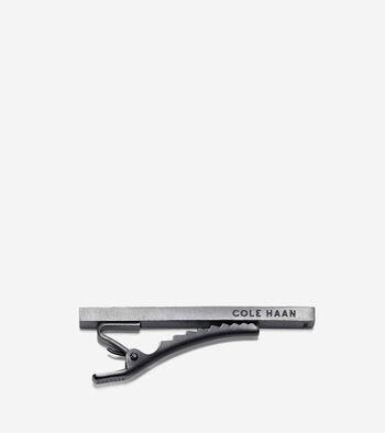Semi-Precious Stone Tie Clip