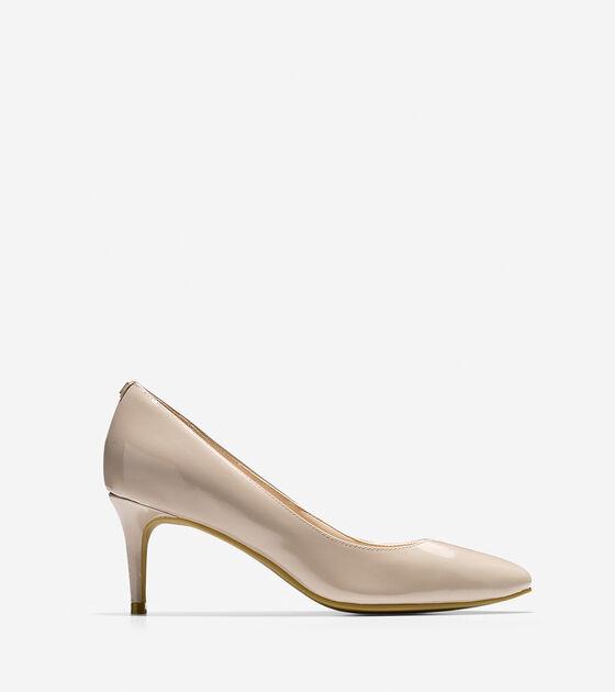 Shoes > Kelsey Waterproof Pump (65mm)