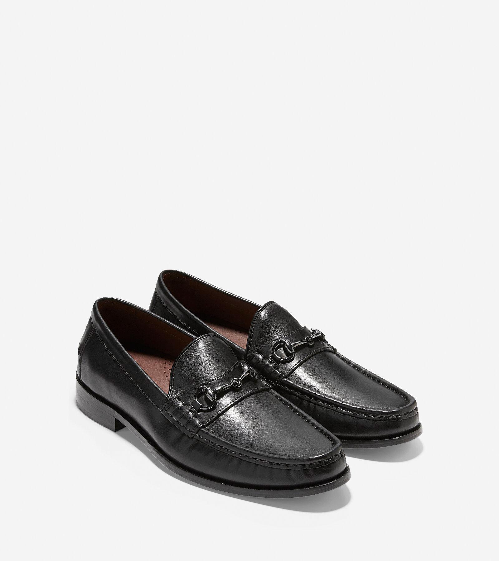 black cole haan shoes for men 700098
