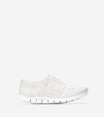 Women's ZERØGRAND Huarache Oxford