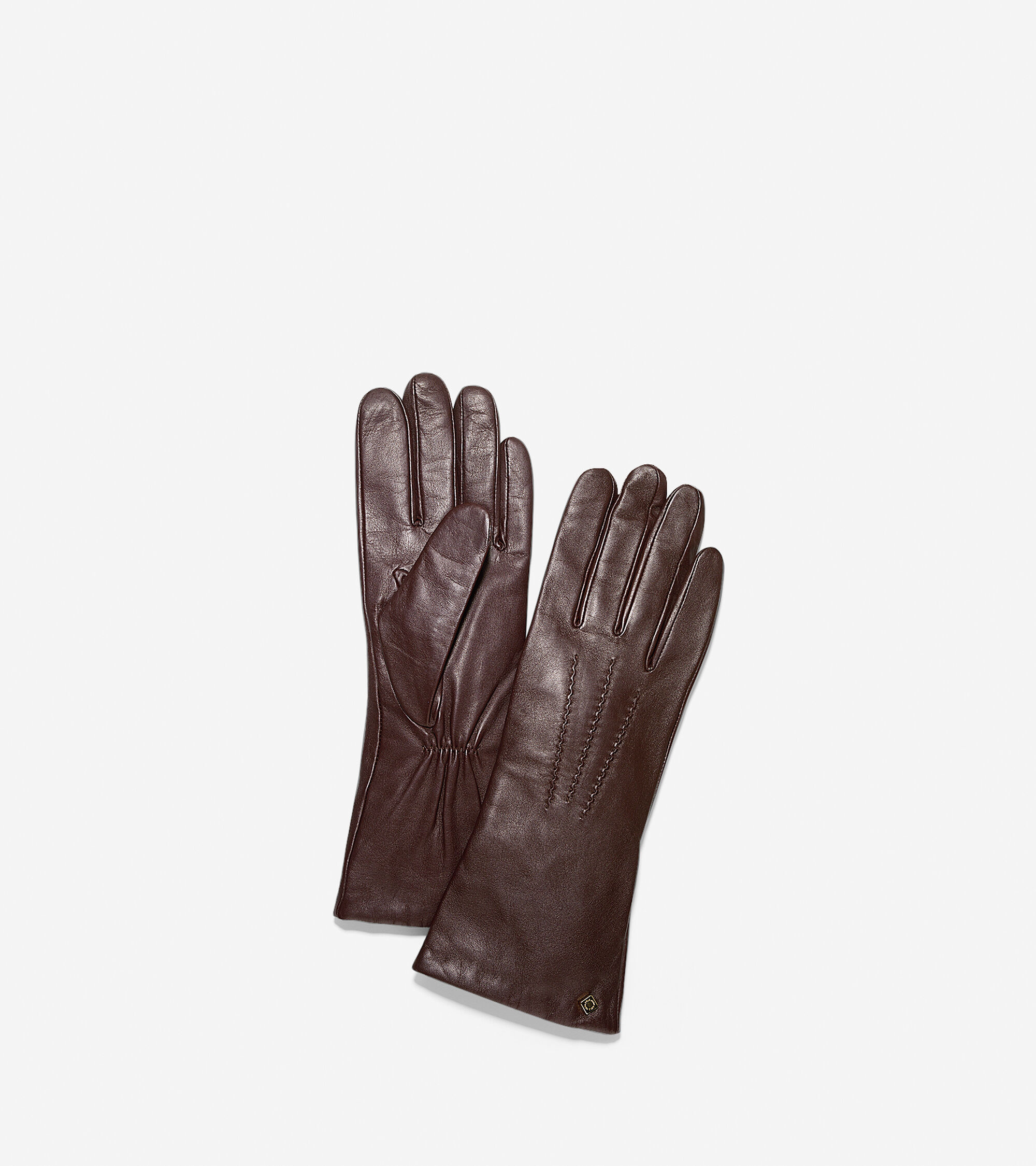 Scarves, Gloves & Hats > Long Lambskin Leather Gloves