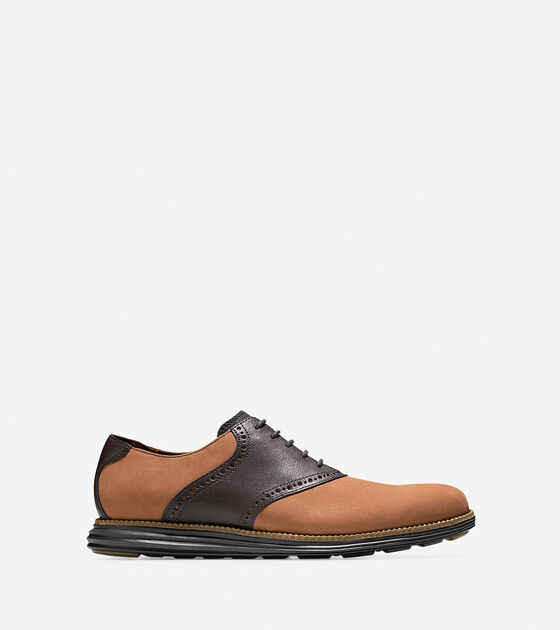 Shoes > ØriginalGrand Saddle Oxford