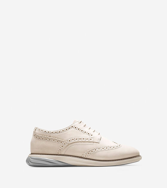 Oxfords > Women's GrandEvølution Wingtip Oxford