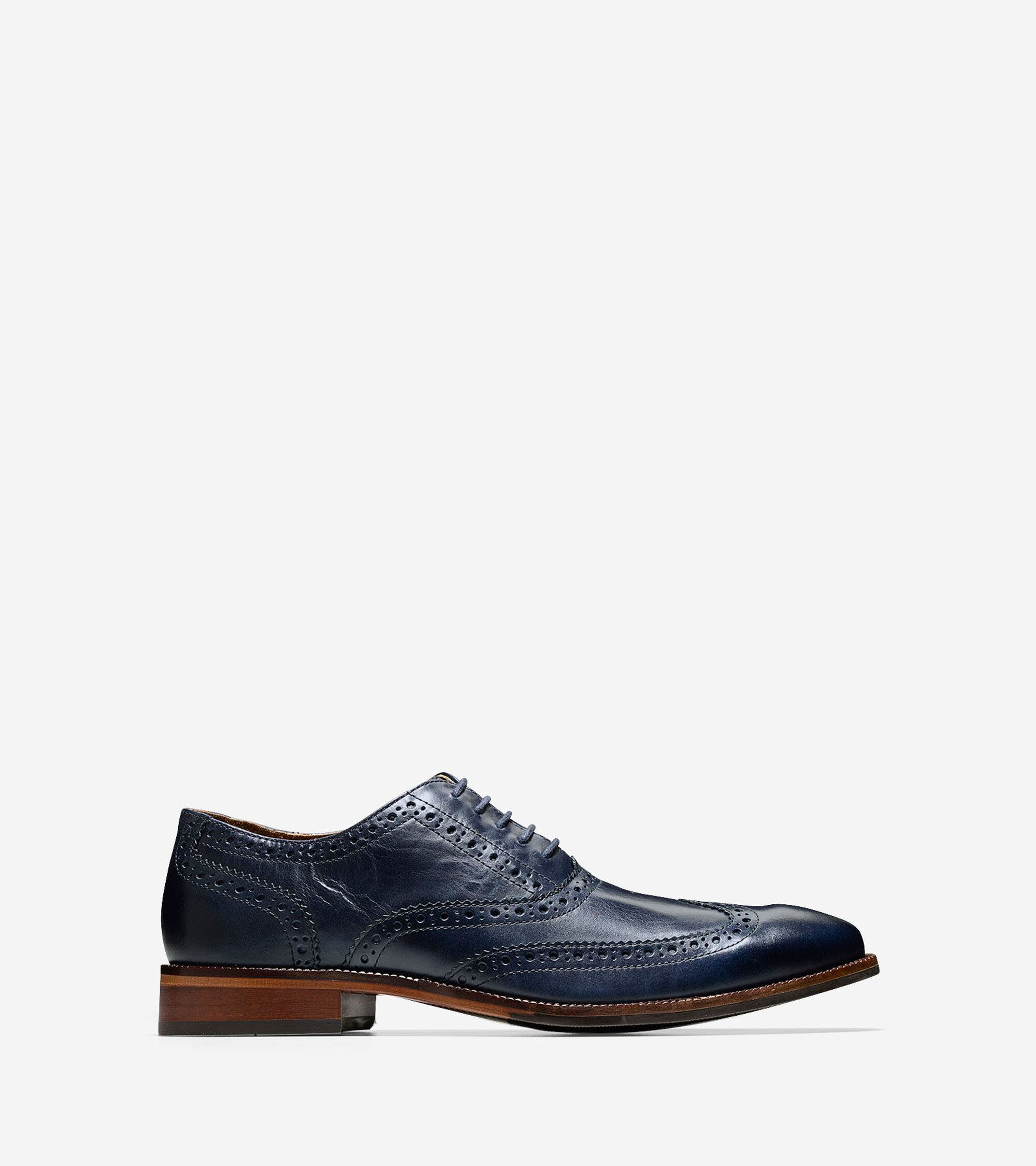 Oxfords & Monks > Williams Wingtip Oxford