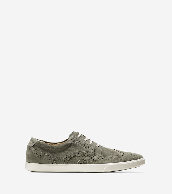 Shoes > Joshua Sneaker Wing Oxford