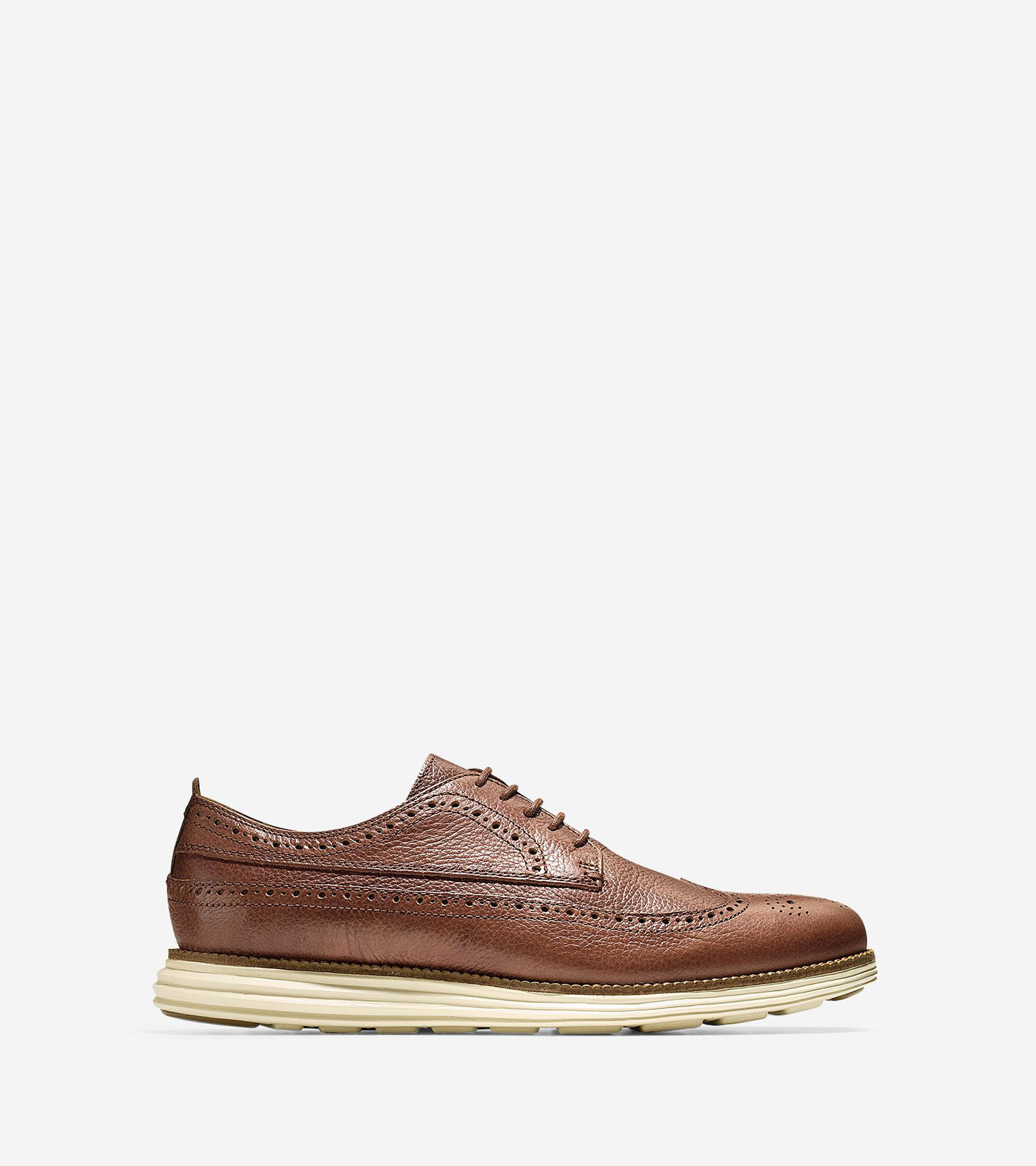 Oxfords & Monks > ØriginalGrand Long Wingtip Oxford