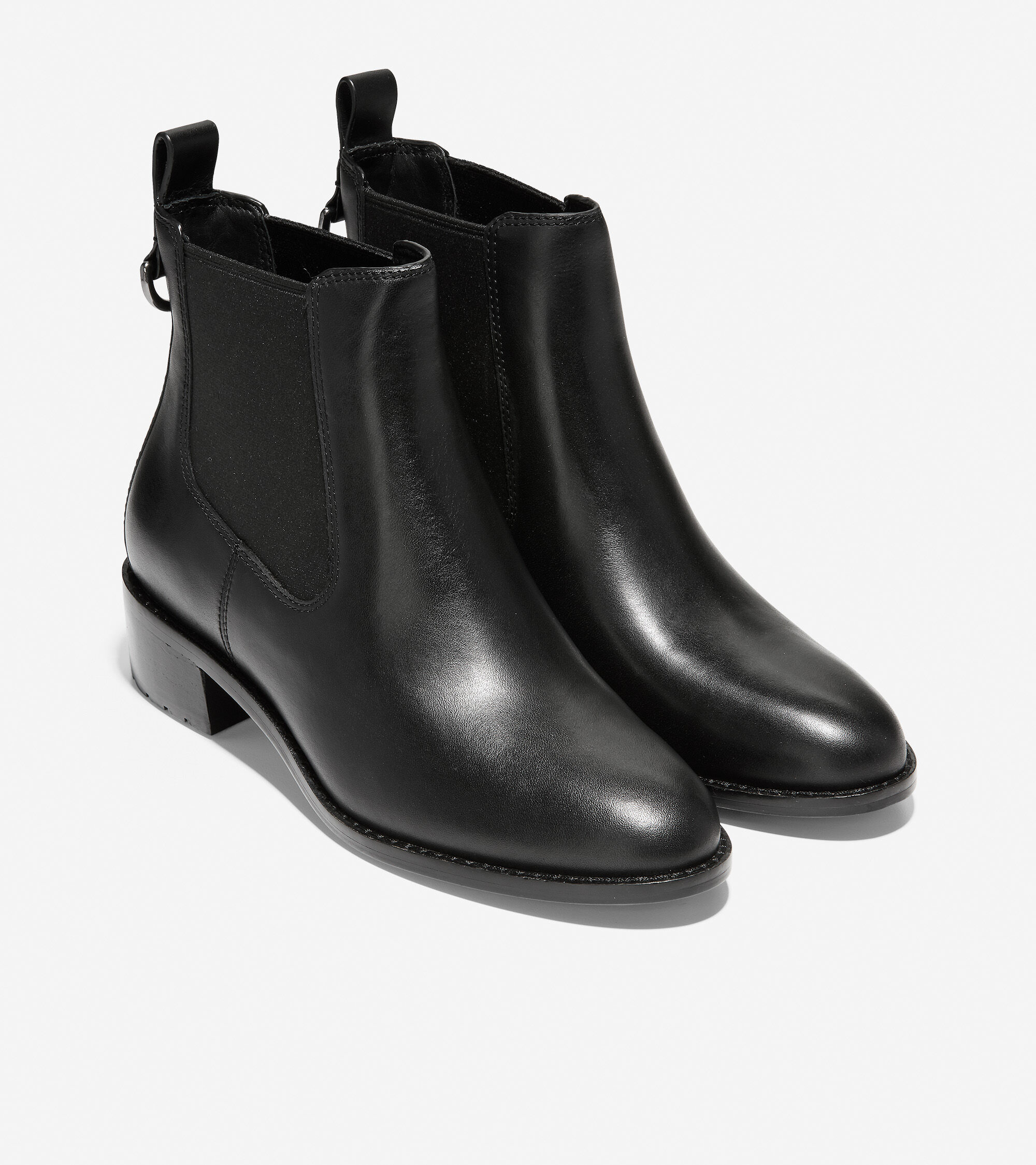 ... Newburg Waterproof Bootie (40mm); Newburg Waterproof Bootie (40mm). # colehaan